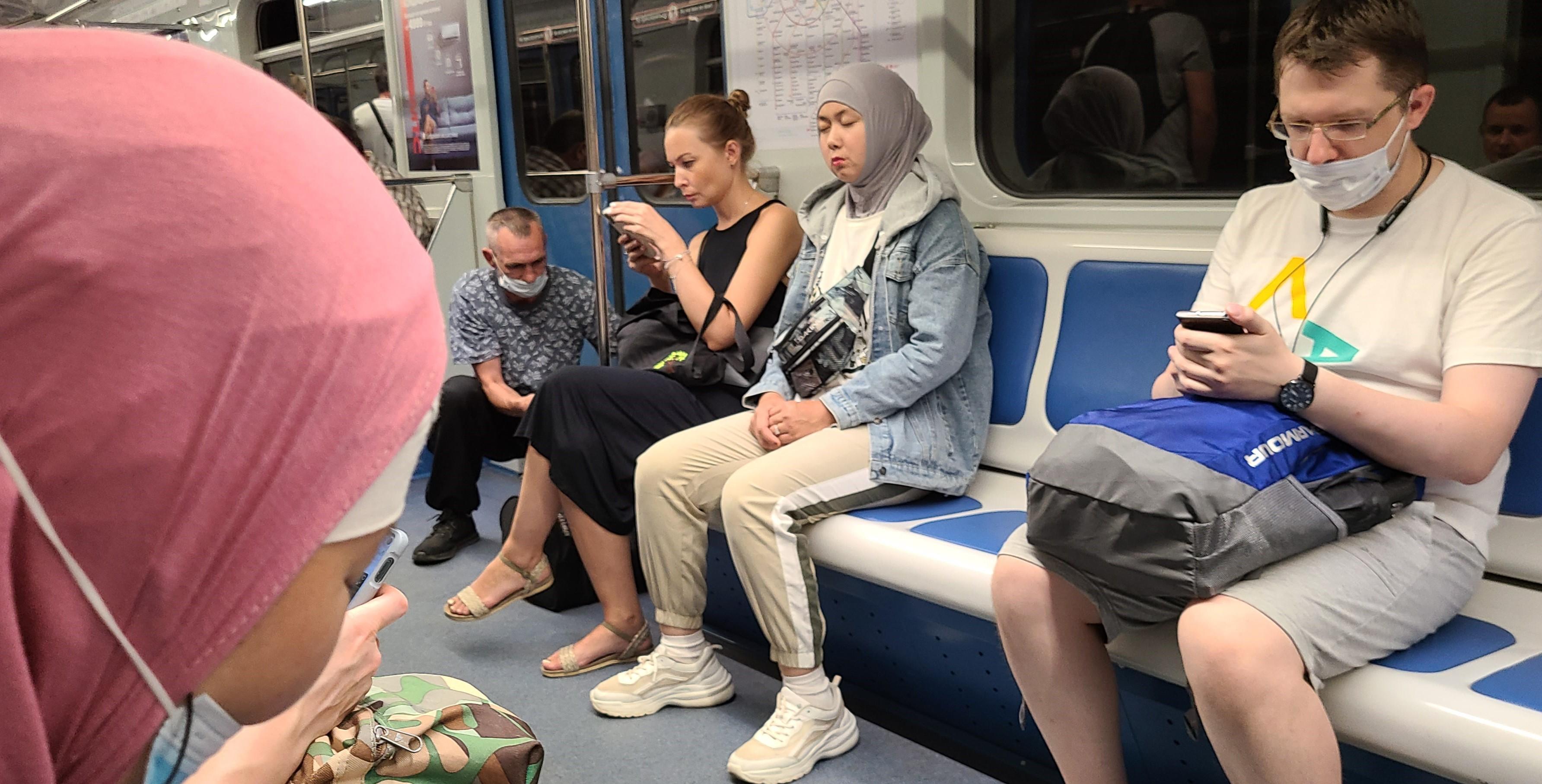 Муфтий Ильдар Аляутдинов об отдельных вагонах метро для женщин