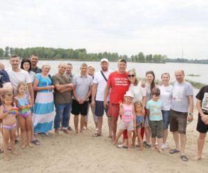 Новосибирские христиане провели акцию «Чистый берег»