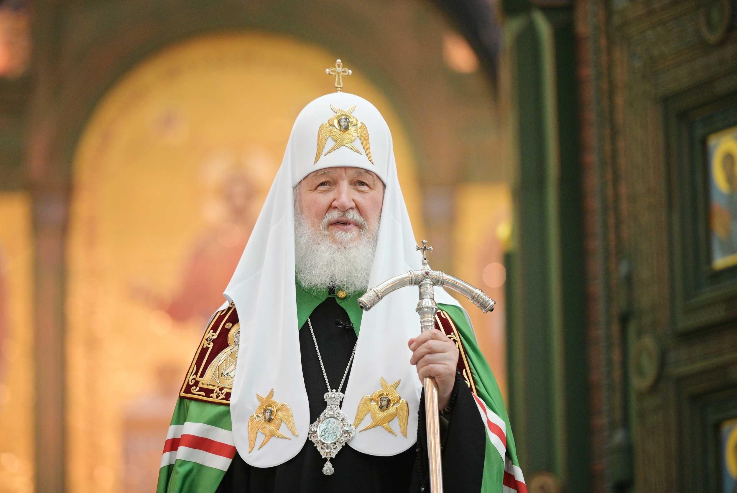 Семья побитого мальчика из Киргизии приехала в Москву к Патриарху