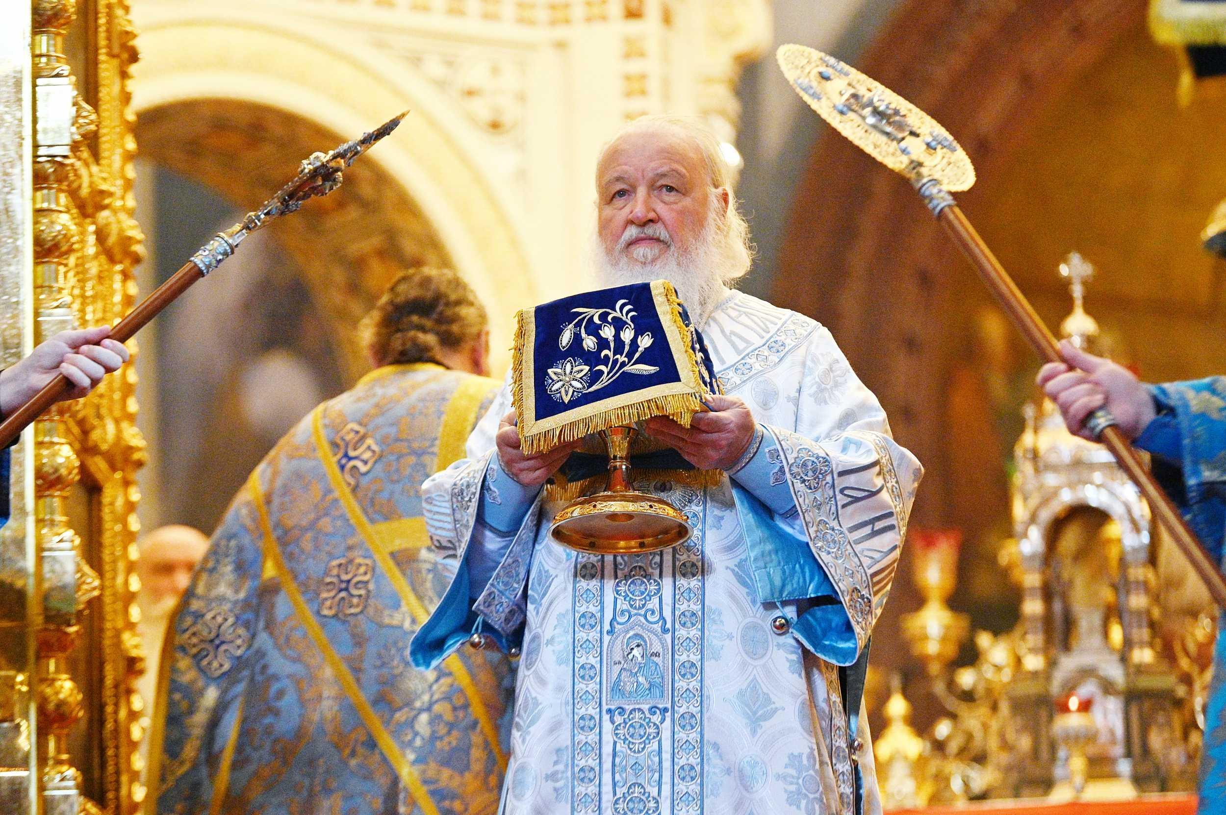 Патриарх Кирилл: единство Церквей сегодня разрываемо силами зла