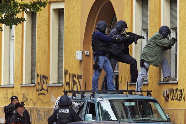 «Они не боятся правосудия»   Арабская мафия захватила Германию