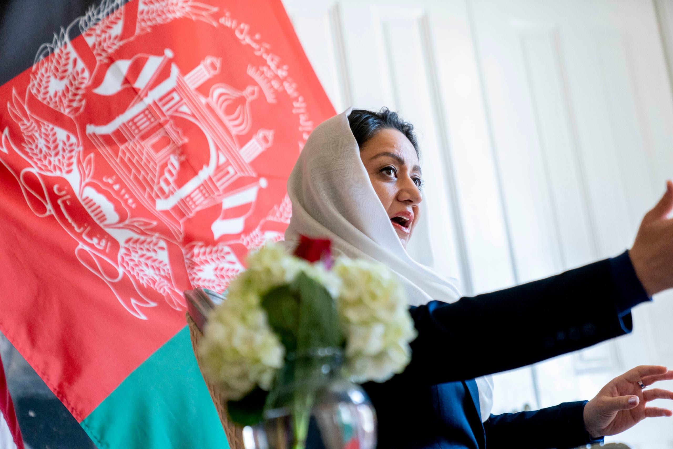 Афганские женщины-политики выступают против талибов*