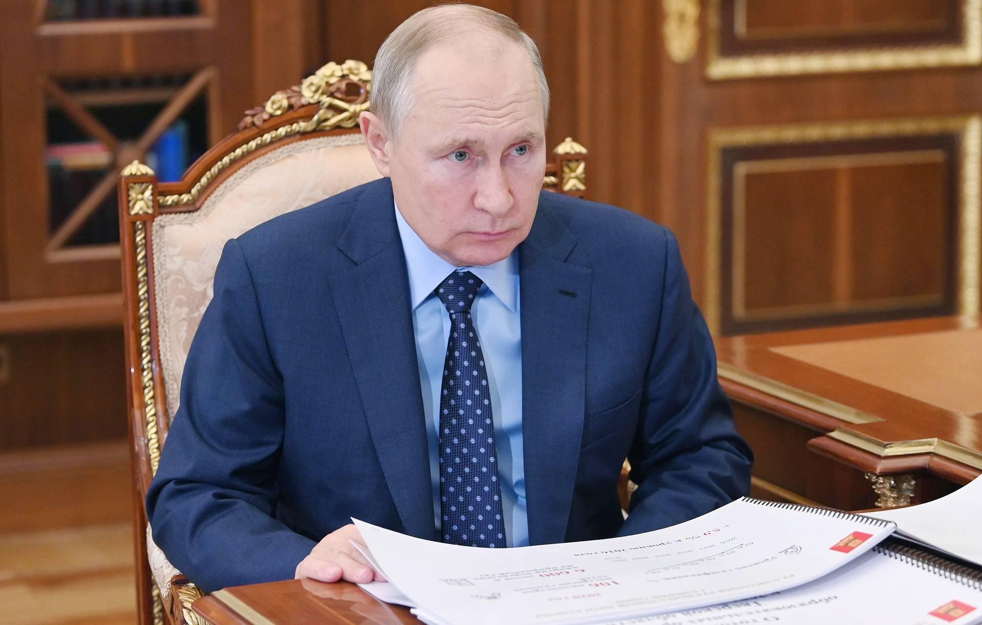 Путин усомнился в версии убийства митрополита Филиппа в 1569 году