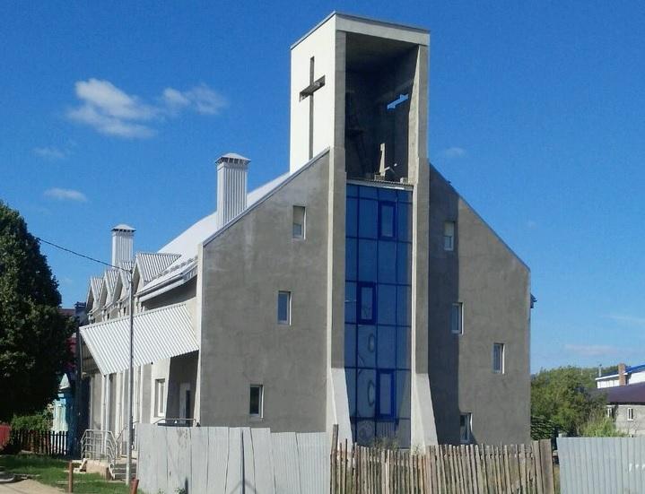 """В Самаре нашли подрядчика для сноса церкви """"Благая весть"""""""