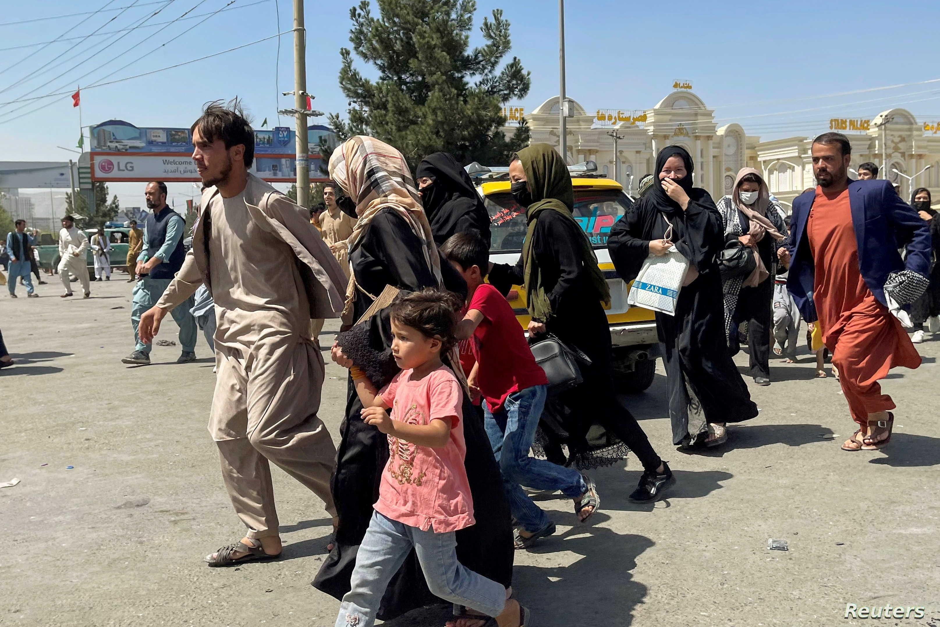 Патрушев: приоритет РФ сейчас - контроль миграции из Афганистана
