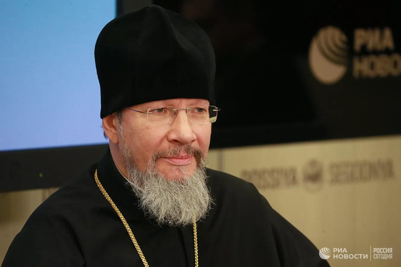 Зампред ОВЦС: УПЦ не приглашала Патриарха Варфоломея в Киев
