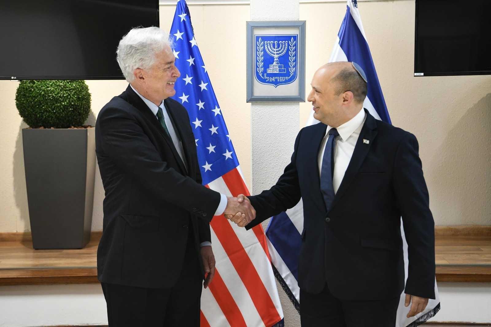 """Израиль просит США о """"плане Б"""", если Иран не вернется к договору"""
