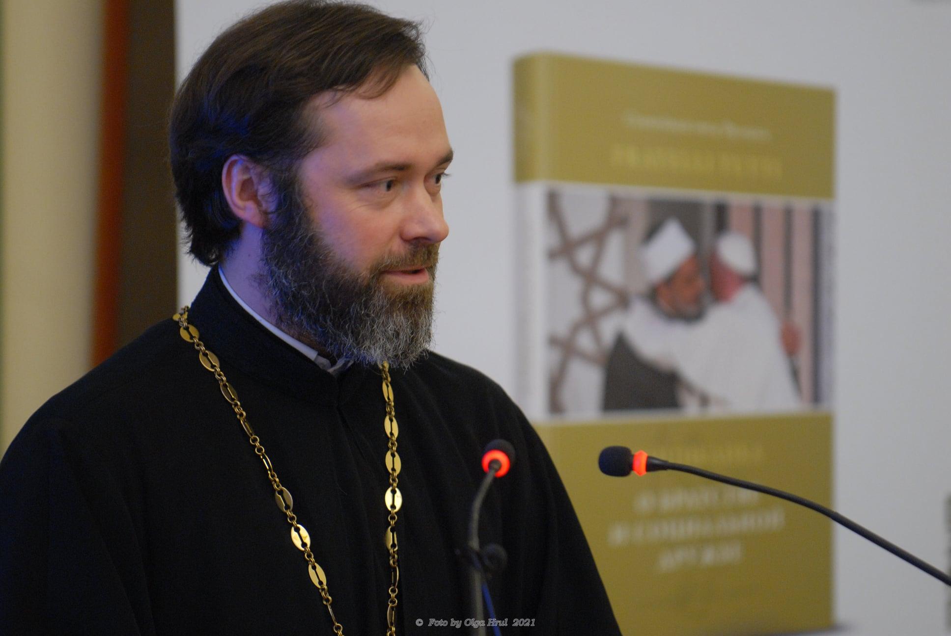 Иеромонах Григорий: у разных религий общая Родина, общая история