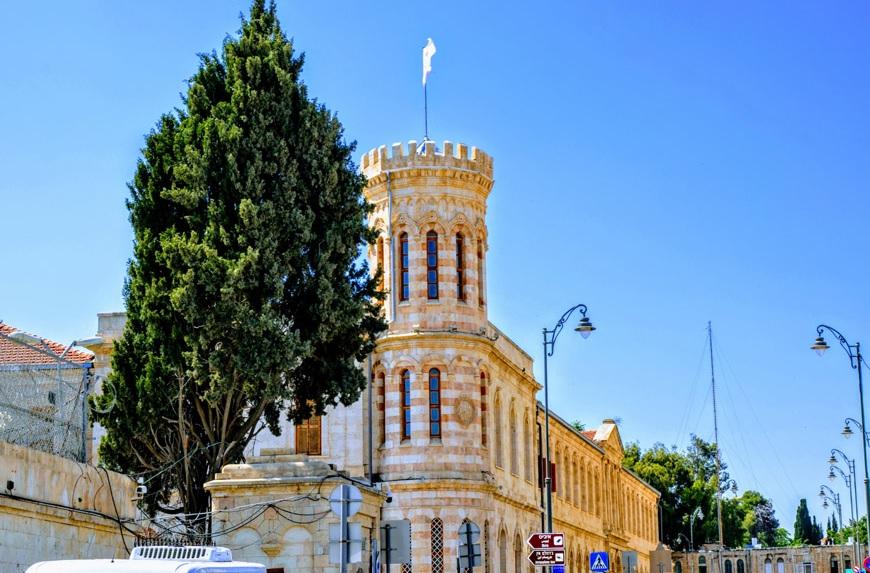 Новое партнёрство: Сергиевское подворье и Государство Израиль