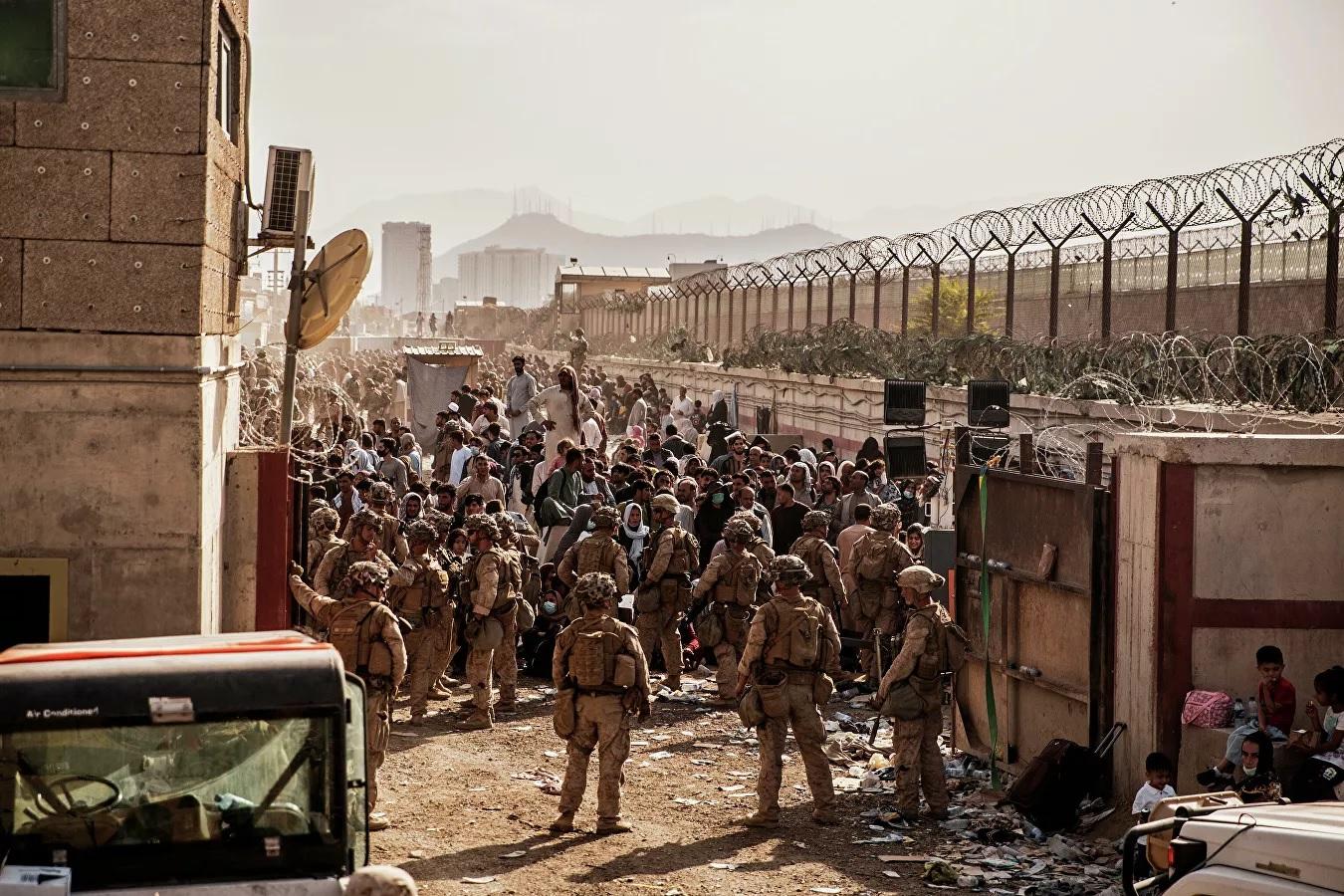Что скоро начнется в Афганистане из-за тысяч боевиков ИГ*
