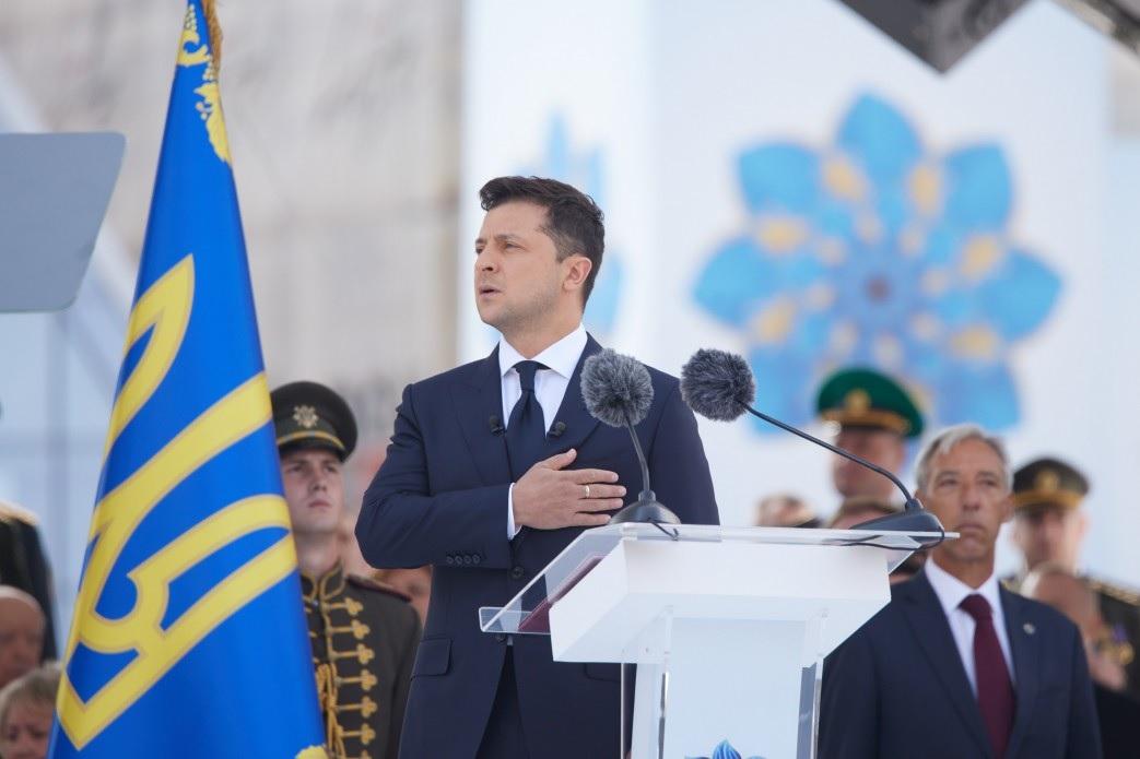 В речи Зеленского отметили объединительные идеи, близкие УПЦ