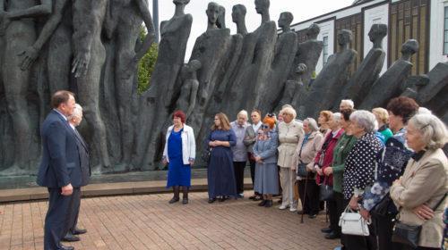 Памятные и культурные мероприятия антифашистского форума-2021