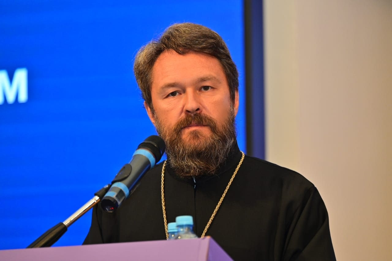 Митрополит Иларион назвал темы для обсуждений депутатам