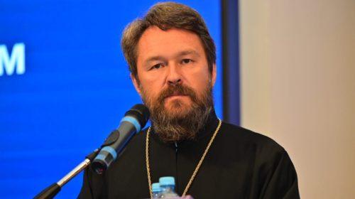 Митрополит Волоколамский Иларион посетил НИУ МЭИ