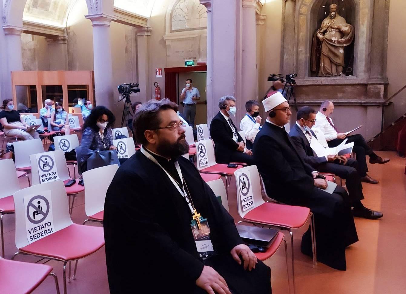 Об итогах межрелигиозного форума G20 в Италии