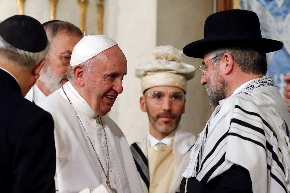 Раввины просят Папу пояснить его замечания по еврейскому закону
