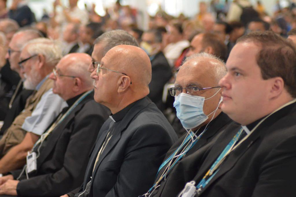 Глава ОВЦС выступил на Евхаристическом конгрессе в Будапеште