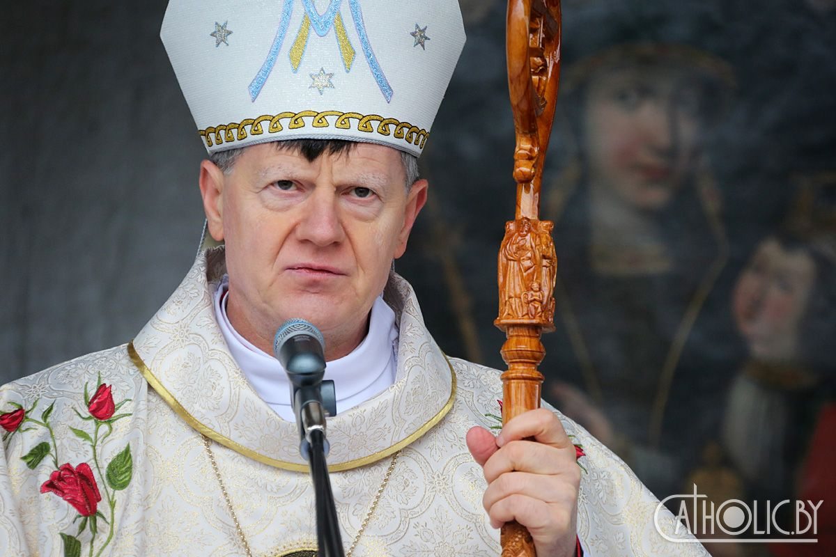 Нунций Ватикана в Беларуси призвал власти ускорить амнистию