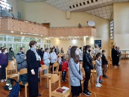 Новый пропст в Калининграде