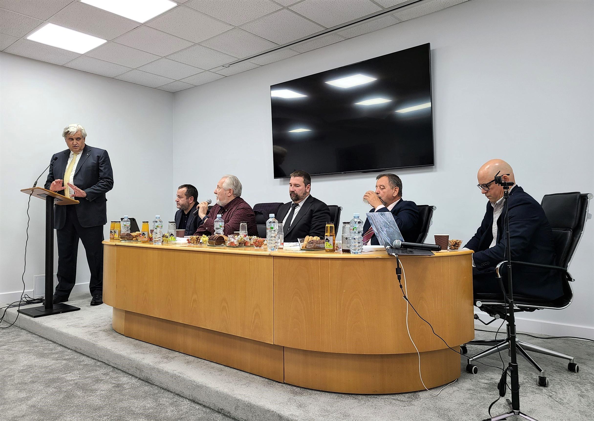 Полный отчет о 90-м заседании Совета глав протестантов России
