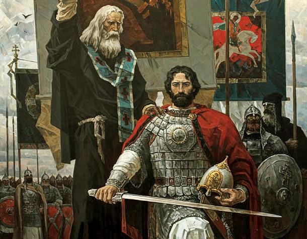 День победы русских полков в Куликовской битве - 21 сентября