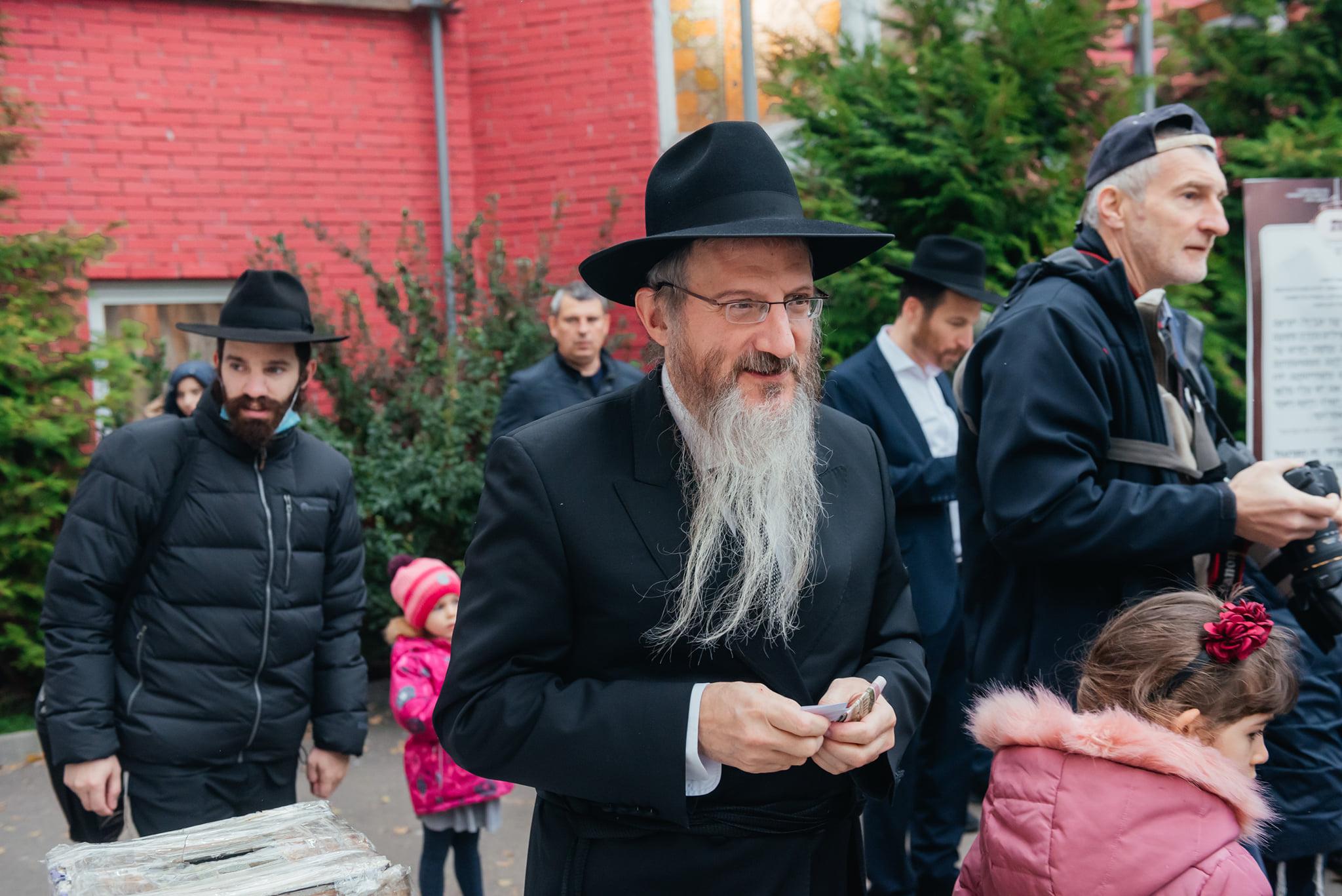 Раввин Лазар обратился к евреям в связи с наступлением Йом-Кипур