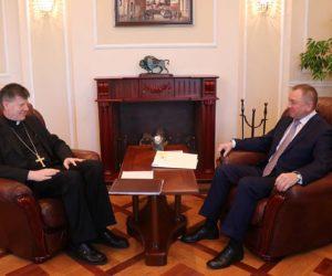 Глава МИД Беларуси подтвердил конструктив нунцию Ватикана