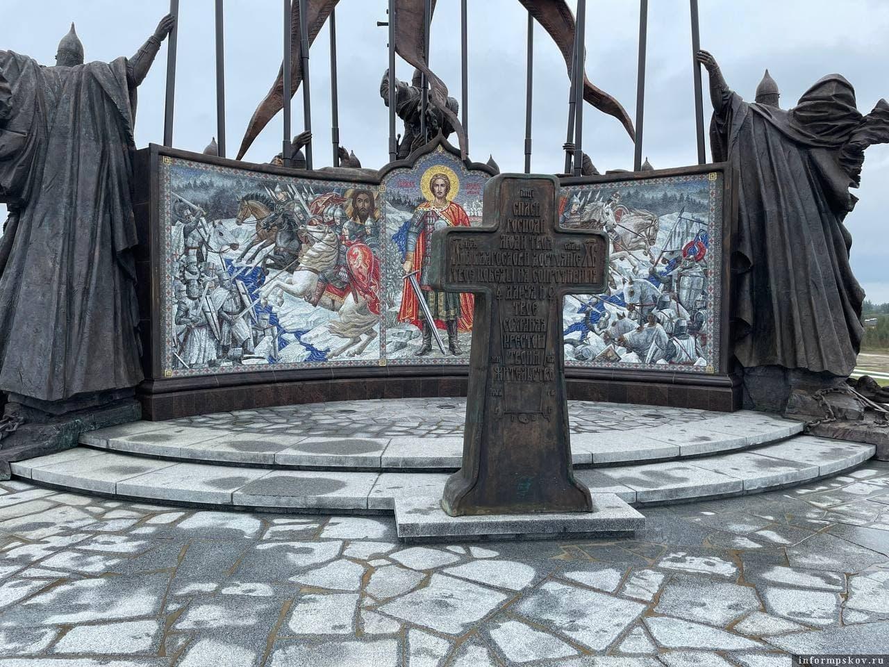Патриарх Кирилл освятит мемориал Александру Невскому в Самолве