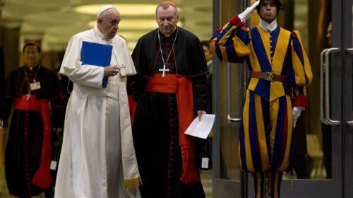 Госсекретарь Ватикана прокомментировал слова Папы о заговоре