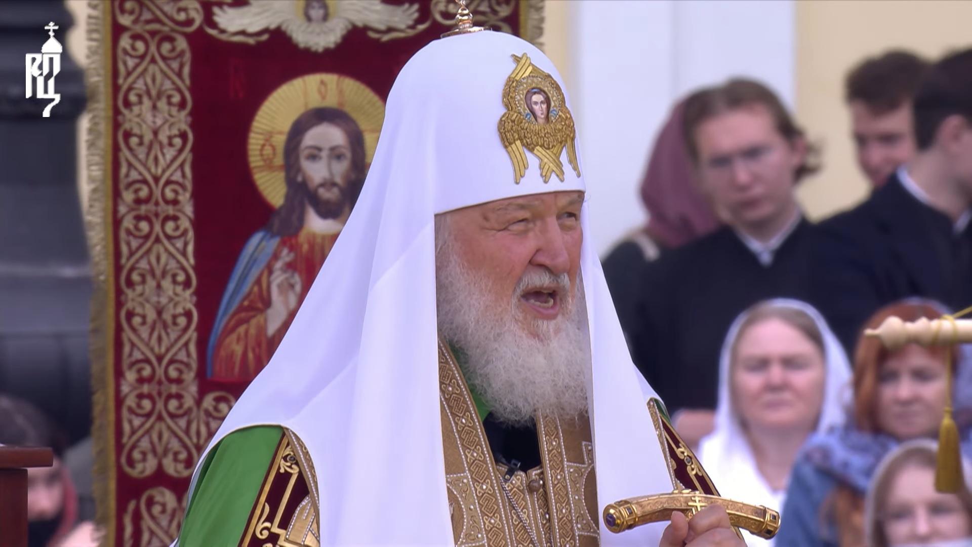 Патриарх Кирилл призвал политиков соединять власть и святость