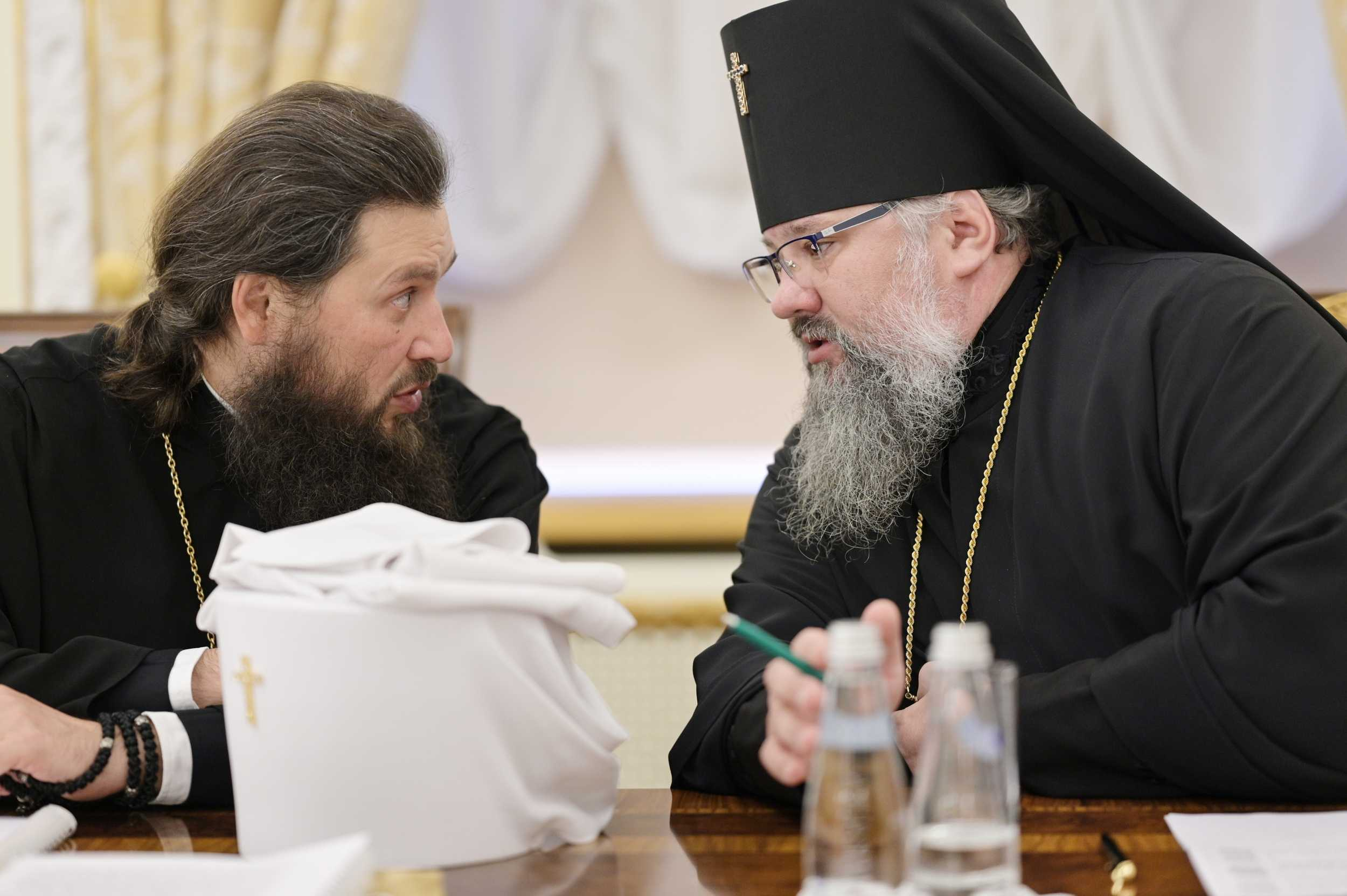 Синод РПЦ: визит Патриарха Варфоломея в Киев - грубое нарушение