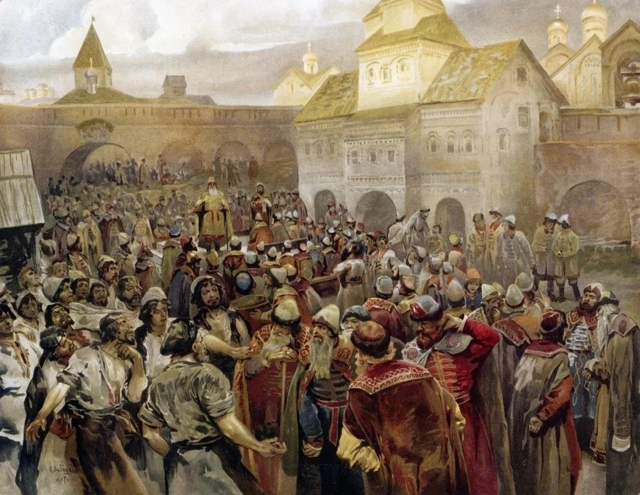 115 лет российскому парламентаризму - взгляд старообрядца
