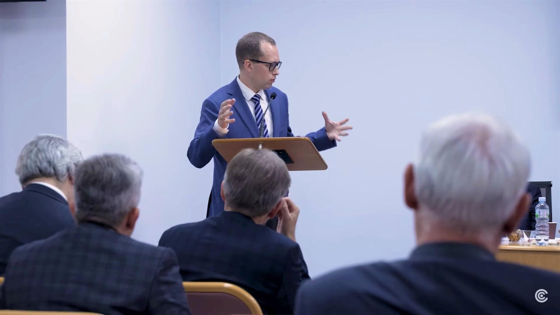 Президент ИРП Антон Игнатенко - о мониторинге религии на КСГПЦР