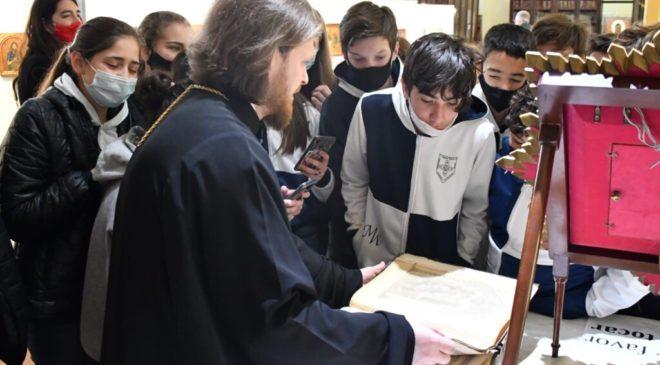 Аргентинская епархия провела выставку православных икон