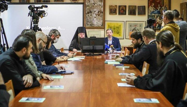 Научный круглый стол к 80-й годовщине трагедии в Бабьем Яру