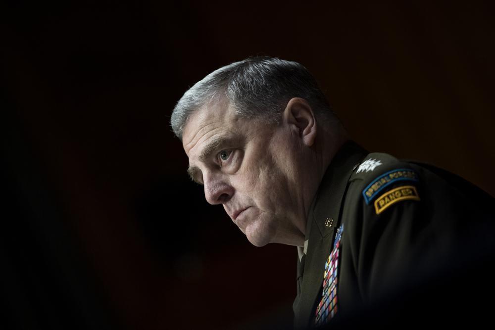 Главный генерал США под ударом из-за Афганистана и Ирана