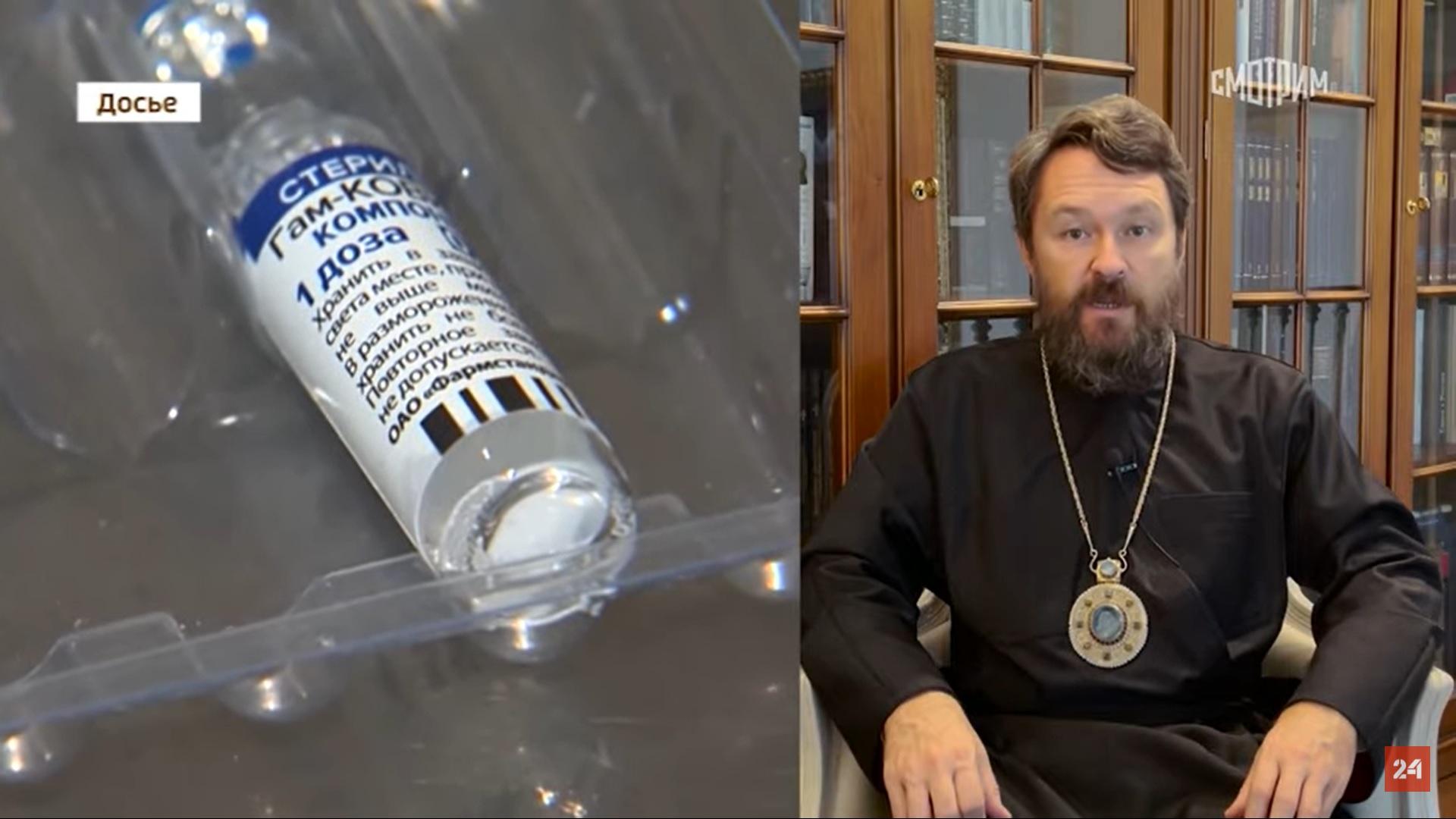 """В РПЦ отмечают: """"Мы не смогли убедить людей вакцинироваться"""""""