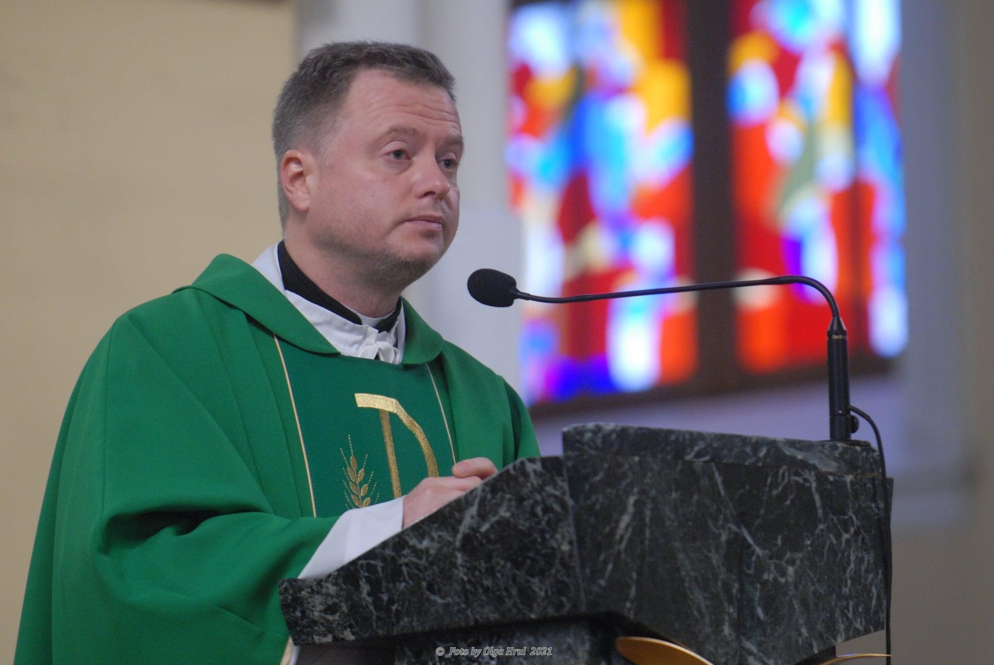 Новый настоятель Католического Кафедрального Собора