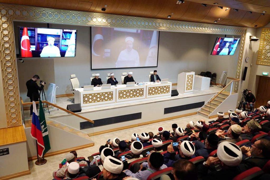 Резолюция заседания Пленума ДУМ РФ 2021 года