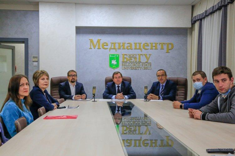 НИУ БелГУ обсудил Теологию в рамках видеомоста