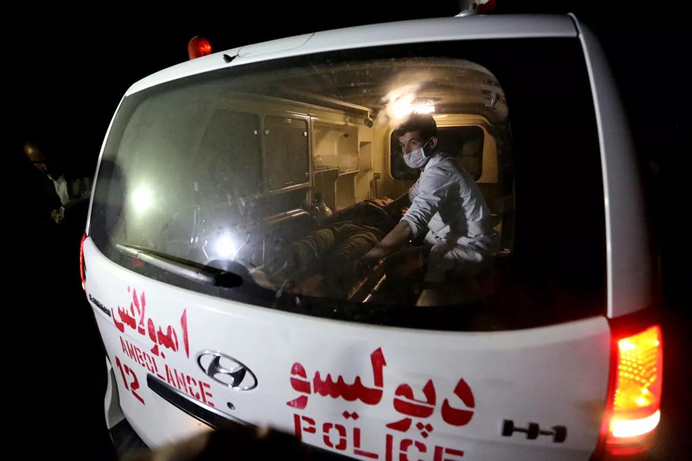 Террористы убили 7 человек в религиозной школе в Афганистане