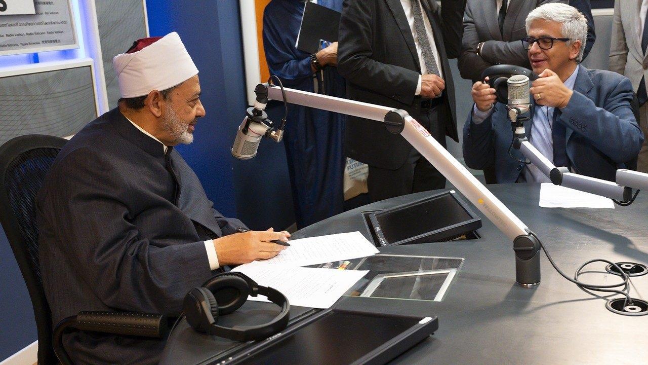 Аль-Тайиб: «Энциклика Fratelli tutti важна и для мусульман»