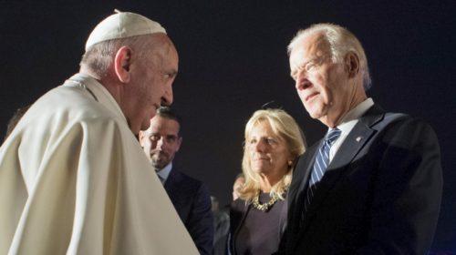 Папа Франциск и Президент Байден встретятся 29 октября 2021