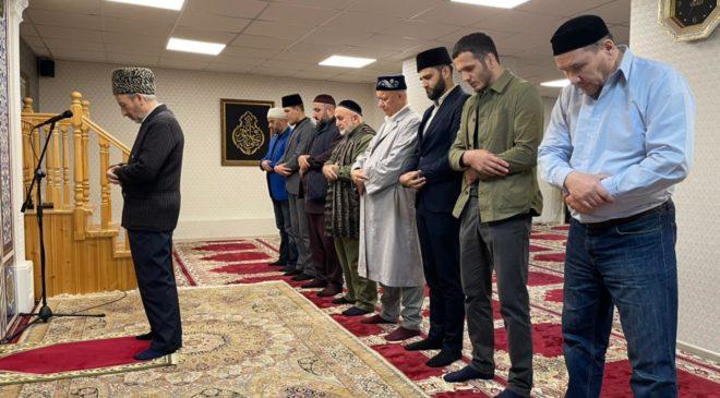 Муфтии Дагестана и Ингушентии встретились с главной ДСМР