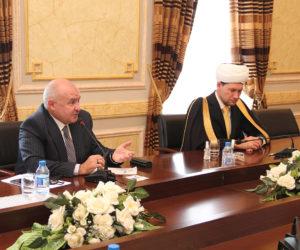 Визит Дамира Мухетдинова в Азербайджанскую Республику