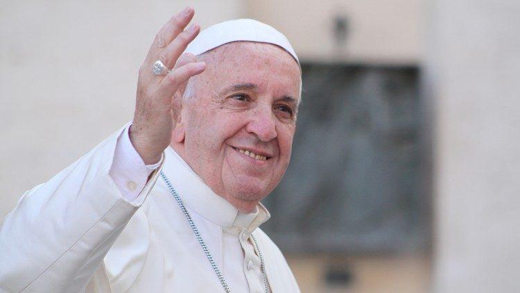 Послание Папы Франциска российским католикам