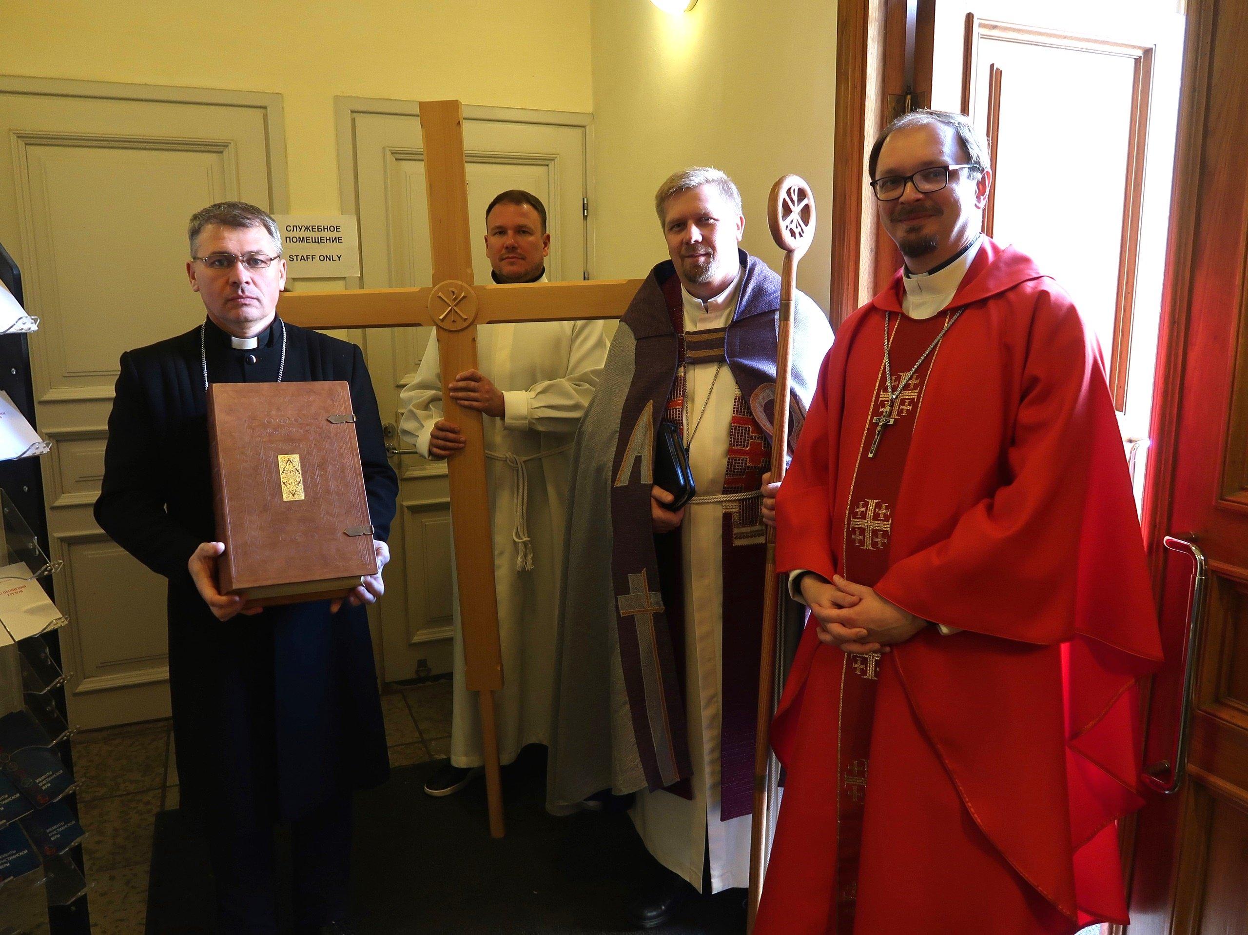 Итоги заседания XXXIII Синода Церкви Ингрии