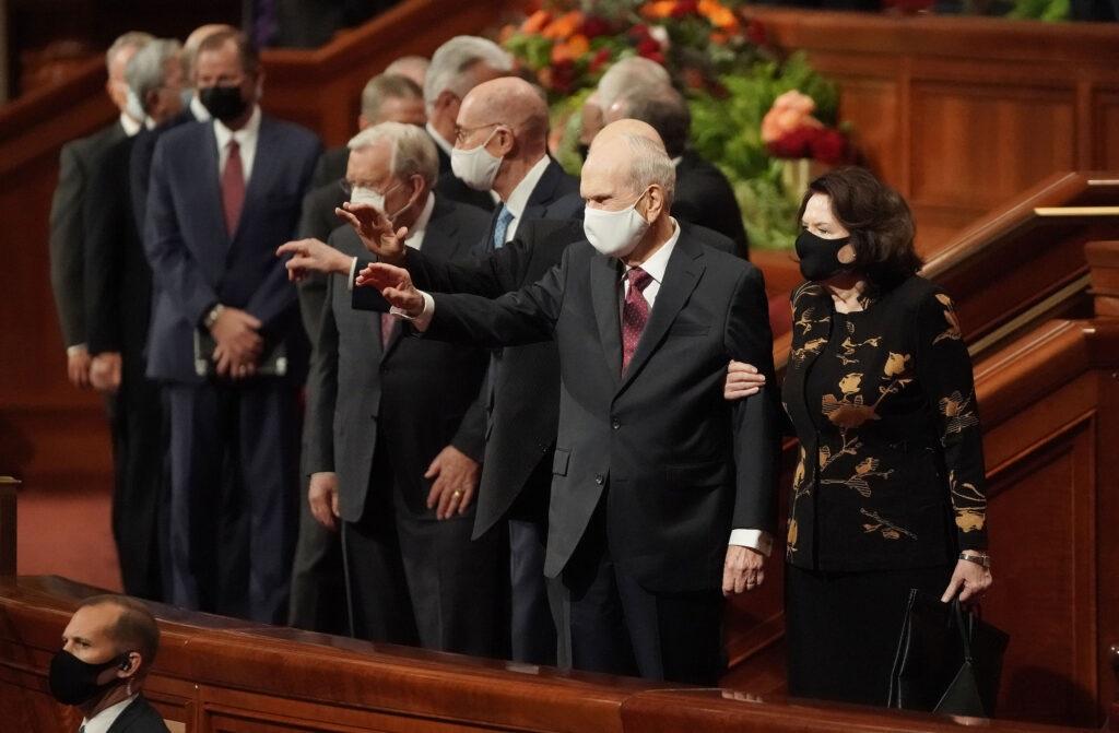 Генеральная конференция мормонов обратилась к миру