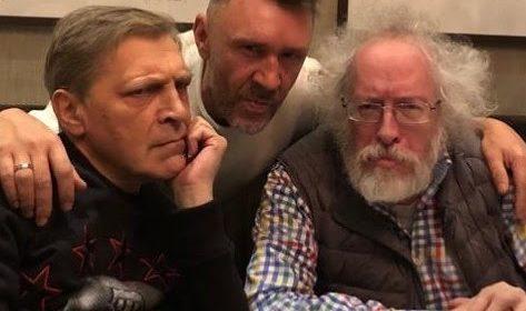 """Роскомнадзор потребовал у """"Эха Москвы"""" удалить Невзорова"""