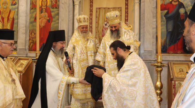 Митрополит Нифон - постоянный член Священного Синода АПЦ